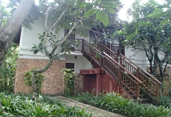 Holiday Resort Lombok: Our 2 bedroom suite was on the top floor
