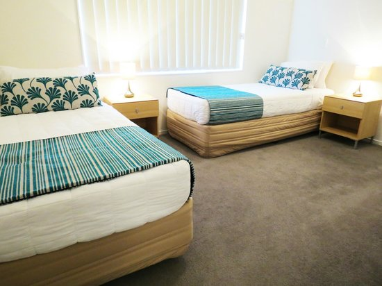 Waldorf Newhaven Apartments Botany Downs: Twin Bedroom