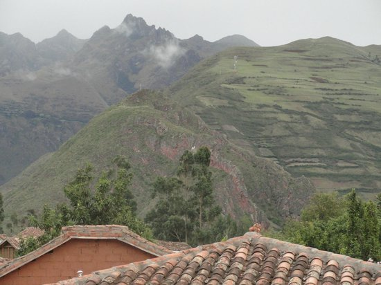 San Agustin Urubamba Hotel : View from our room.