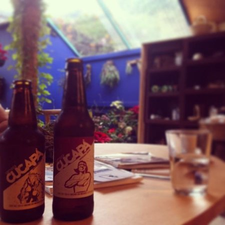 El Fauno Feliz: cervezas nacionales