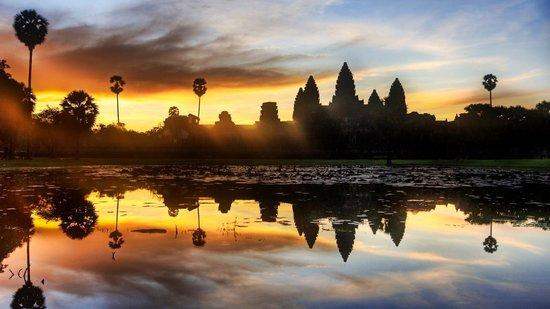 Restaurant Angkor Siemreap