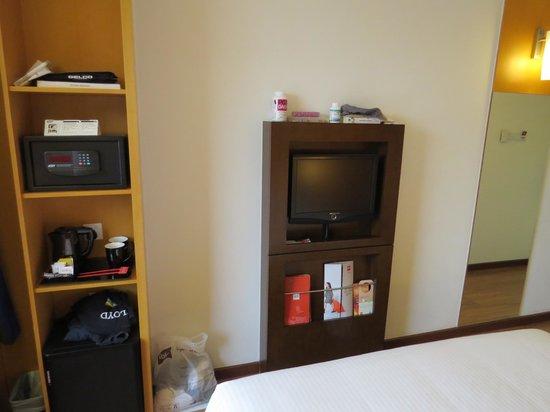 Ibis Singapore on Bencoolen : Modern amenities