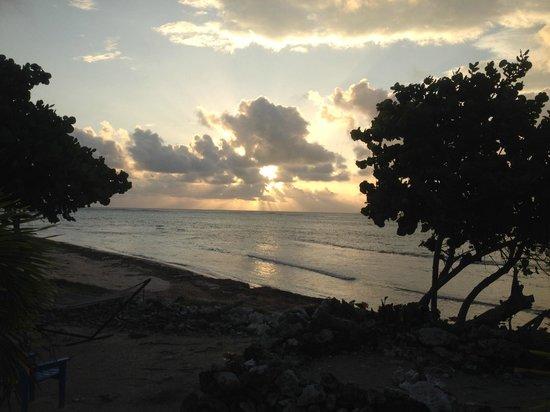 Paradise Villas: Last morning at Little Cayman