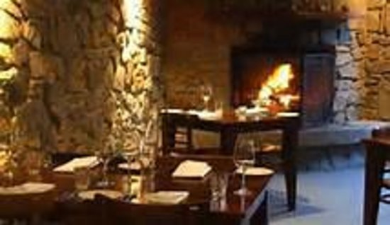 Hotel High Plains: intimate dining