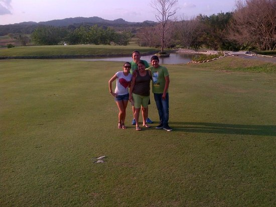 Radisson Summit Hotel And Golf: mi familia