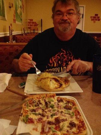 Ledo Pizza and Stromboli
