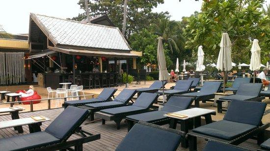 Peace Resort : Beach Area