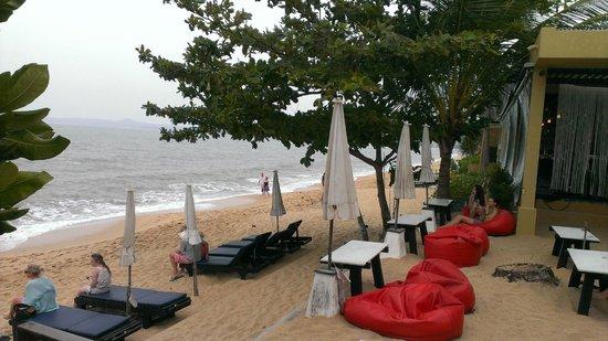 Peace Resort : Beach!