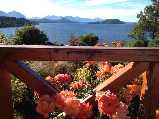 Charming Luxury Lodge & Private Spa : vue de la suite numero 17