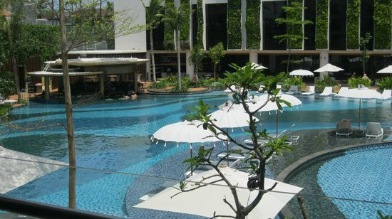 The Stones Hotel - Legian Bali, Autograph Collection: great pool