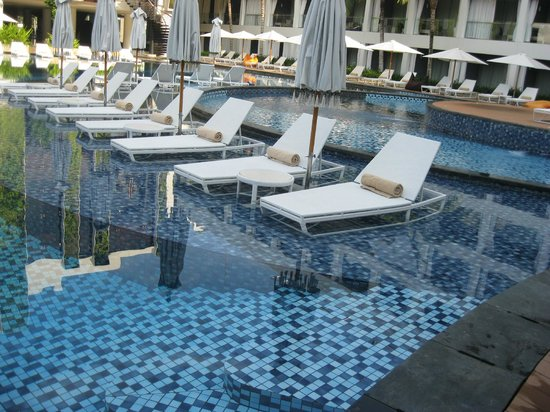 The Stones Hotel - Legian Bali, Autograph Collection: poolside