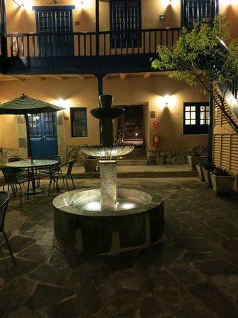 Tierra Viva Cusco Saphi: Courtyard