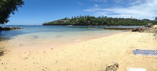 Savasi Island Villas : Private beaches