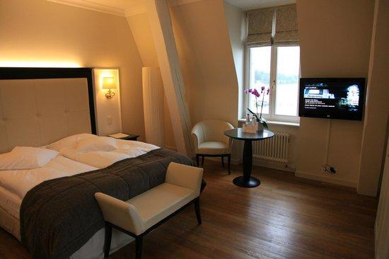 Le Chateau d'Ouchy: apartamento superior
