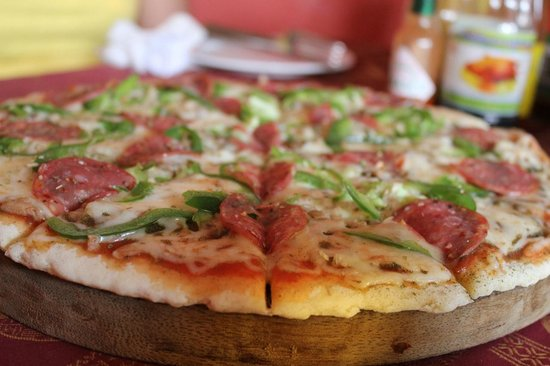 Happy Special Pizza: Pizza