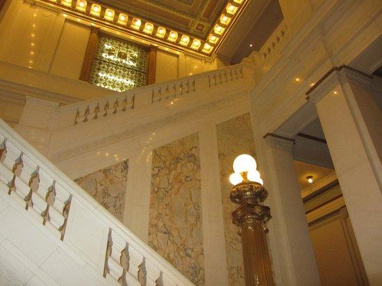 Kimpton Hotel Monaco Baltimore Inner Harbor: Lobby
