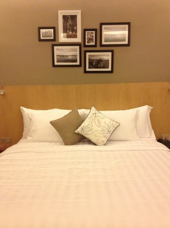 Ossotel: bed