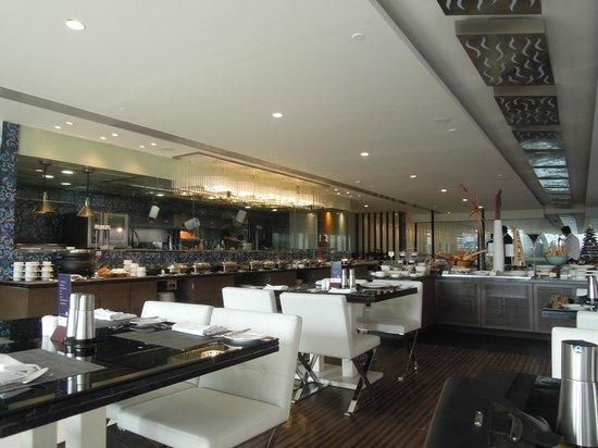 Park Plaza Kolkata Ballygunge: restaurant
