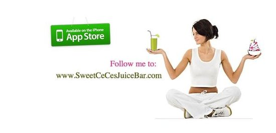 Download the FREE Sweet CeCe's APP on iTunes and Android (Google