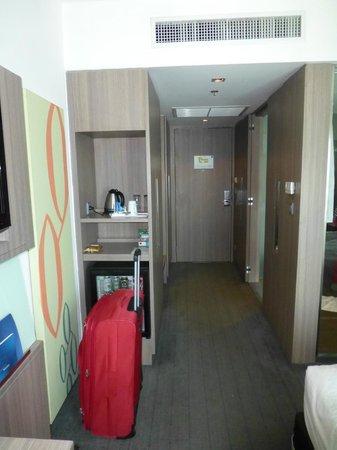 Novotel Bangkok Fenix Silom : Zimmer