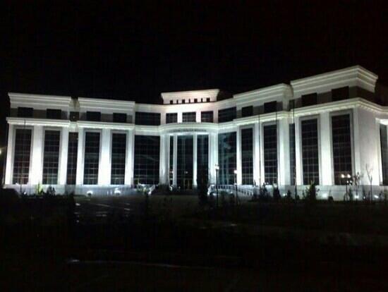 Mary, Turkménistan : 24 nji zehinli ýaşlar mekdebi