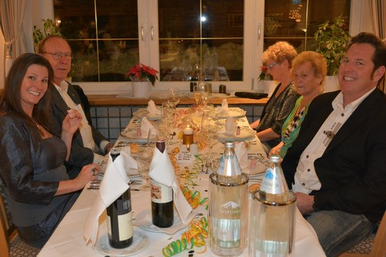 Parkhotel Seefeld : Christmas party