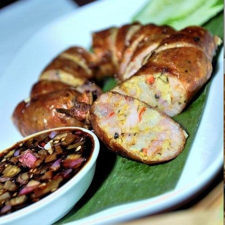 The Uma Bali: Pork Sausage