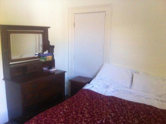 The Hughenden Boutique Hotel : Bedroom