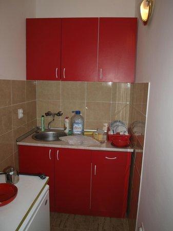 Vila Andjela: Кухня