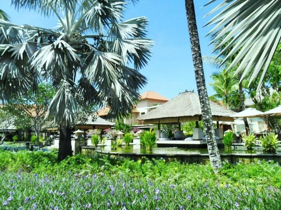 AYANA Resort and Spa: 敷地内です