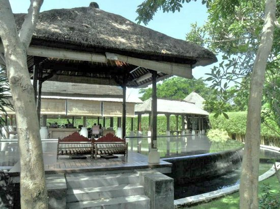 AYANA Resort and Spa : 敷地内