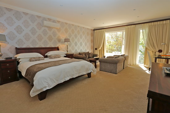 Belvedere Boutique Hotel: Honeymoon suite