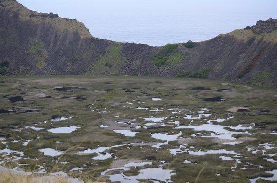 Rano Kau : The Beautiful Crater.