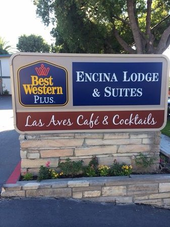 BEST WESTERN PLUS Encina Lodge & Suites: отель
