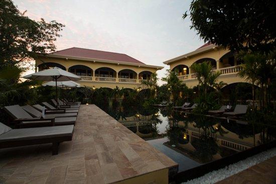 Pavillon d'Orient Boutique-Hotel: Great hotel