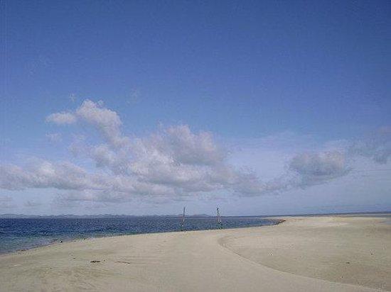 Banawa sand Bar