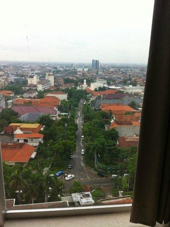 Midtown Hotel: vue depuis la chambre3
