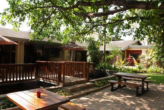 Hotel Numbi & Garden Suites : Hotel entrance