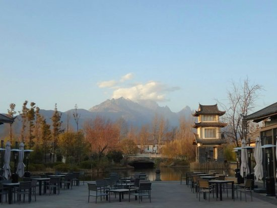Pullman Lijiang Resort & Spa : 茶花湖畔