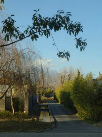 Pullman Lijiang Resort & Spa : 窗外景觀