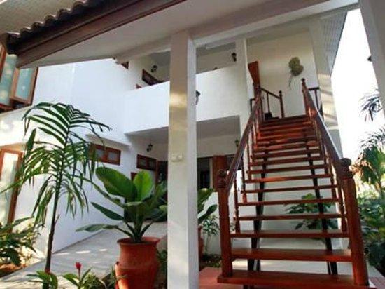 Jasmine Hills Villas & Spa: 2 - Staircase to Spa Villa level 2