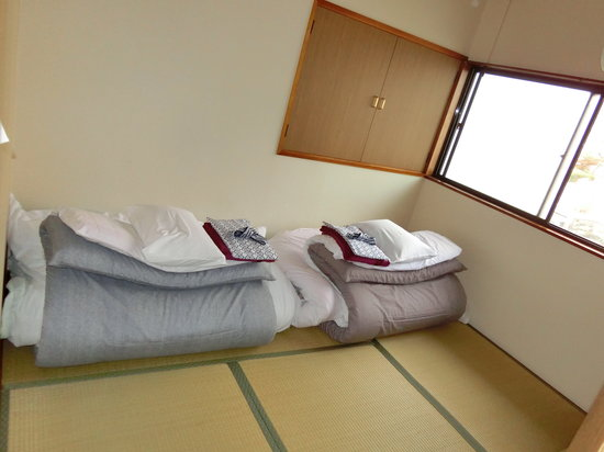 Japanese Style Room with Futon Picture of Ryokan Sansui
