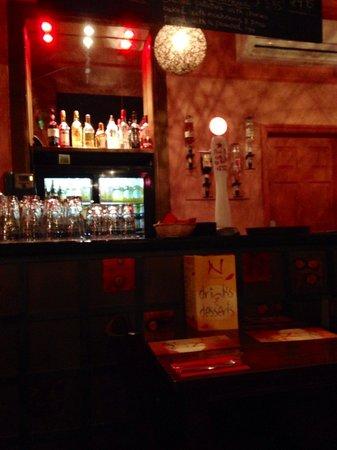 Nicholsons: Bar