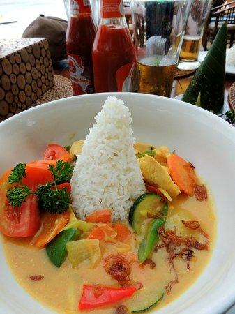 Rosetta Coffee Shop: Rice undressed