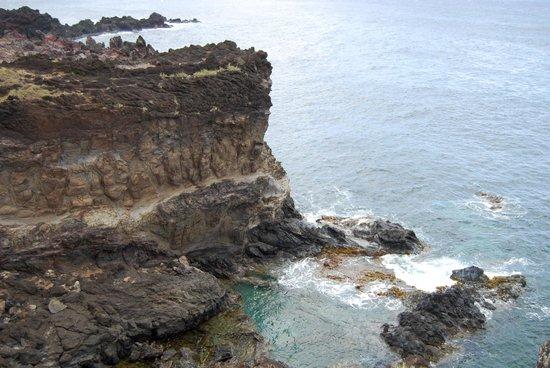 Ana Te Pahu: Gorgeous View.