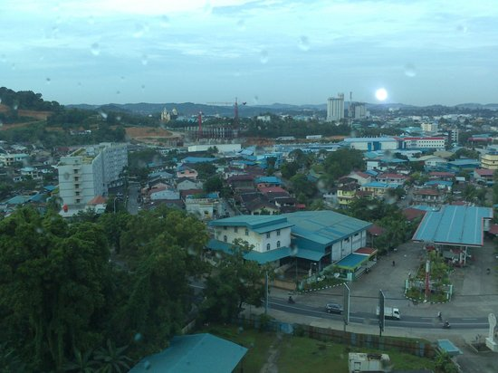 Horison Ultima King's Batam: the view from my room