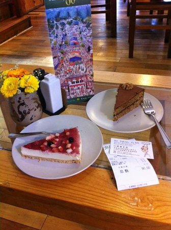 The Bakery No. 88 : Our cakes, wait for coffee