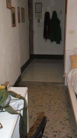 Hotel Villa Greta: Zimmer