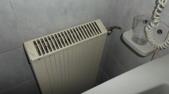 Hotel Villa Greta: Badheitzung