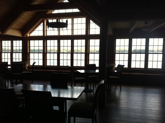 The Ivy Restaurant: the loft